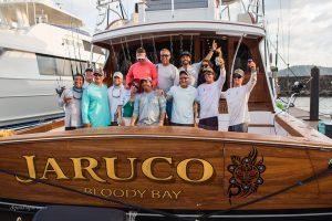 Jaruco fishing boat
