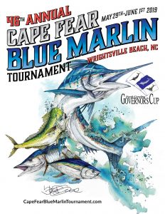 Cape Fear Blue Marlin Tournament