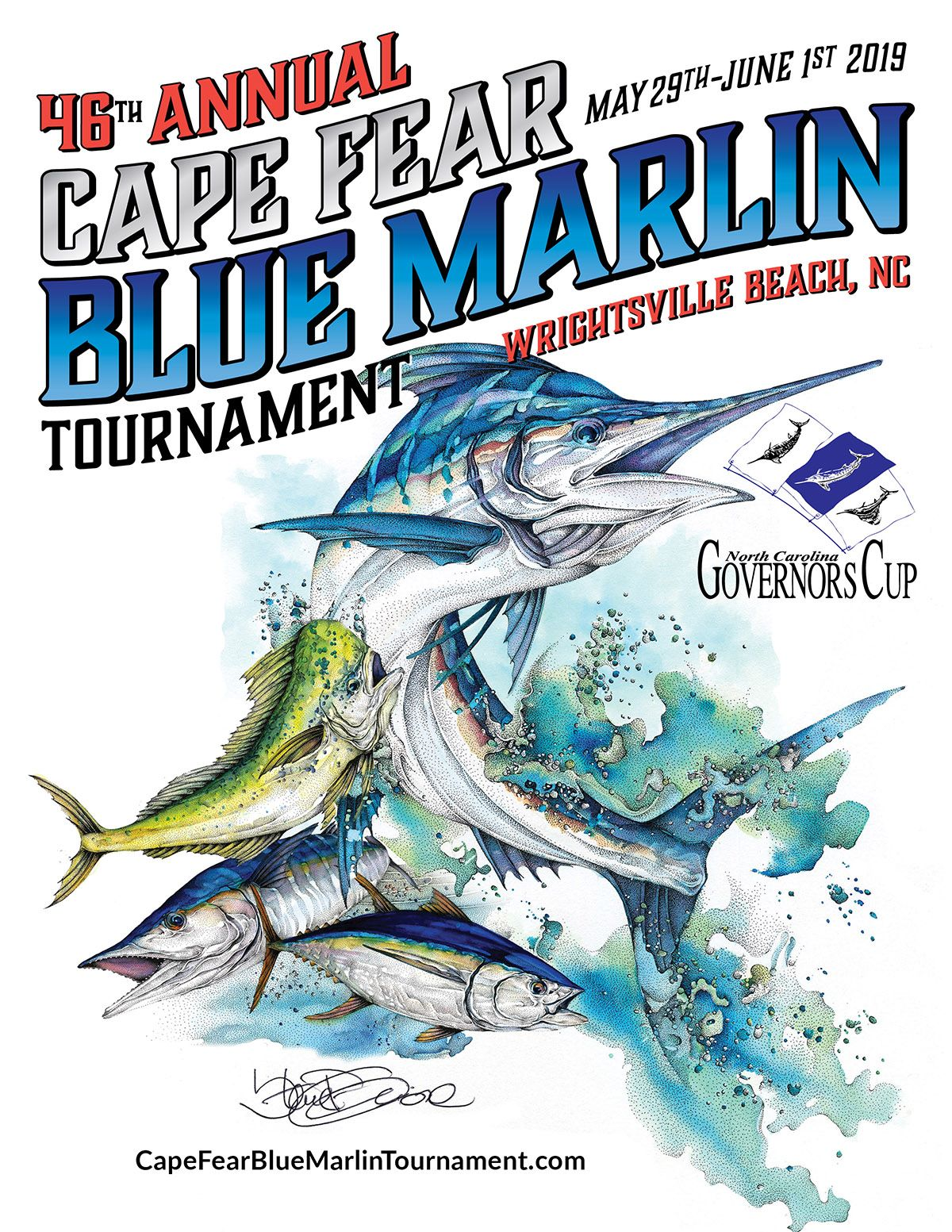 Cape Fear Blue Marlin Tournament